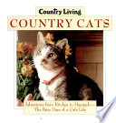 Country Living Country Cats