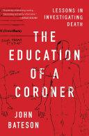 The Education of a Coroner [Pdf/ePub] eBook