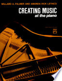 Creting Music with the Piano