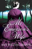Mr. Emerson's Wife [Pdf/ePub] eBook