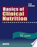 Basics of Clinical Nutrition