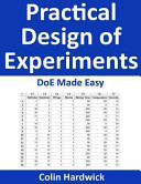 Practical Design of Experiments Book