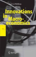 Innovations in Macroeconomics Pdf/ePub eBook