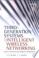 Third Generation Systems And Intelligent Wireless Networking Book PDF