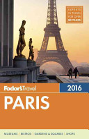 Fodor's Paris 2016