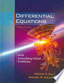 Cover of Differential Equations with Boundary-Value Problems