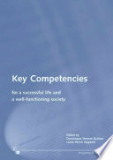 Key Competencies for a Successful Life and Well Functioning Society