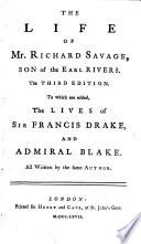The Life of Mr. Richard Savage Pdf/ePub eBook