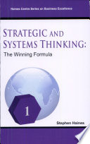 Strategic and Systems Thinking: The Winning Formula