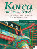 Korea, Are You at Peace? ebook