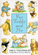 For Teddy and Me Book