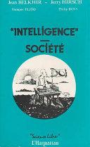 Pdf Intelligence-Société Telecharger
