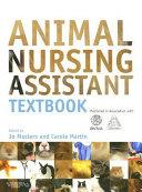Animal Nursing Assistant Textbook Book