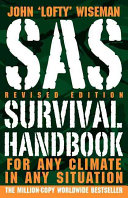 SAS Survival Handbook  Revised Edition Book