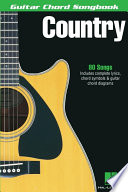 Country Guitar Chord Songbook