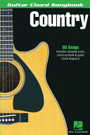 Country - Guitar Chord Songbook