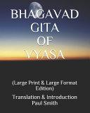 Bhagavad Gita of Vyasa