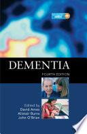 Dementia  4th Edition Book
