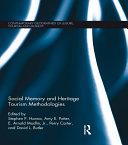 Social Memory and Heritage Tourism Methodologies [Pdf/ePub] eBook