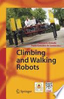 Climbing and Walking Robots
