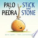 Palo Y Piedra Stick and Stone Bilingual Board Book Book PDF