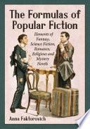 The Formulas of Popular Fiction