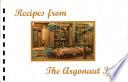The Argonaut Inn And Art Center Cook Book