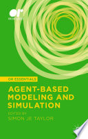 Agent Based Modeling And Simulation Book PDF