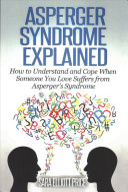 Asperger Syndrome Explained
