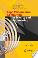 High Performance Computing in Science and Engineering ́15