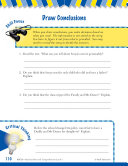 Read & Succeed Comprehension Level 3: Drawing Conclusions Passages and Questions