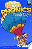 First Class Phonics   Book 8