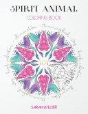 Spirit Animal Coloring Book