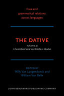The Dative
