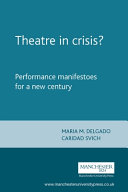 Theatre in Crisis