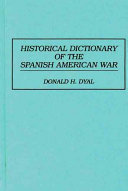 Historical Dictionary of the Spanish American War ebook