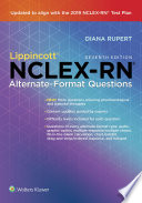 Lippincott NCLEX-RN Alternate-Format Questions