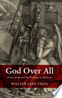 God Over All: Divine Aseity and the Challenge of Platonism
