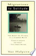 Migrations to Solitude Book PDF