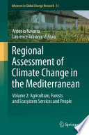 Regional Assessment of Climate Change in the Mediterranean Book