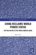 China Reclaims World Power Status