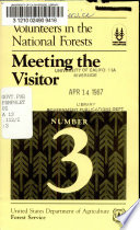 Meeting the Visitor Pdf/ePub eBook