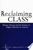 Reclaiming Class