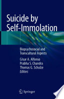 Suicide by Self Immolation Book