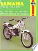 Yamaha TY50, 80, 125 & 175, '74-'84