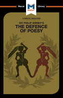 Philip Sidney s Defence of Poesy