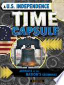 A U s  Independence Time Capsule Book