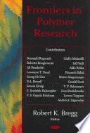 Frontiers in Polymer Research Book