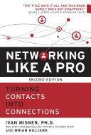 Networking Like a Pro