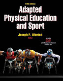 Adapted Physical Education and Sport 5th Edition
